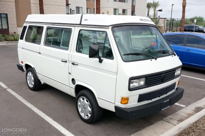 How I Found My Vanagon