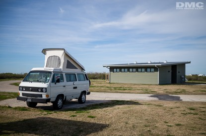 REVIEW: Galveston Island State Park