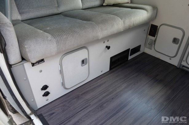 Vanagon Kick Plate Overhaul