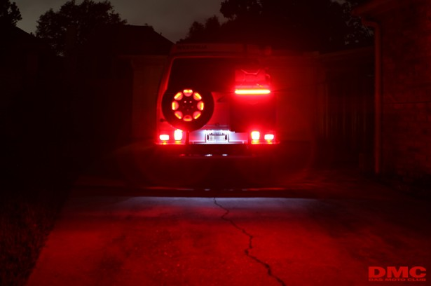 Vanagon Brake Light Upgrade