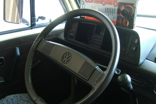 CONTEST: Wheelskins Steering Wheel Cover